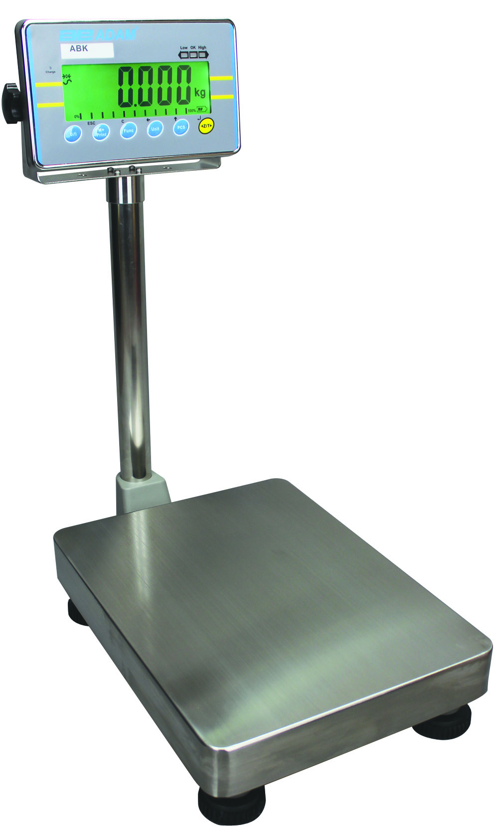 A - ABK 8 to 60 Bench Weighing Scale