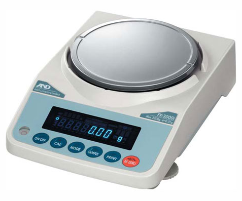 AN - FX-3000i/1200i EC Precision Balance IP65 Water/Dust Proof