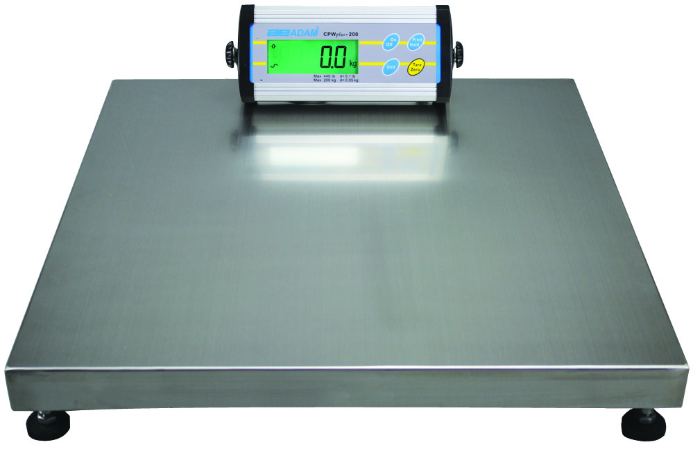 A - CPW Plus 75M and 150M Weighing Scale