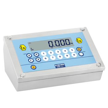 D - DFWATEX2GDF Weighing and Dosage for Atex 1 & 21 Zones