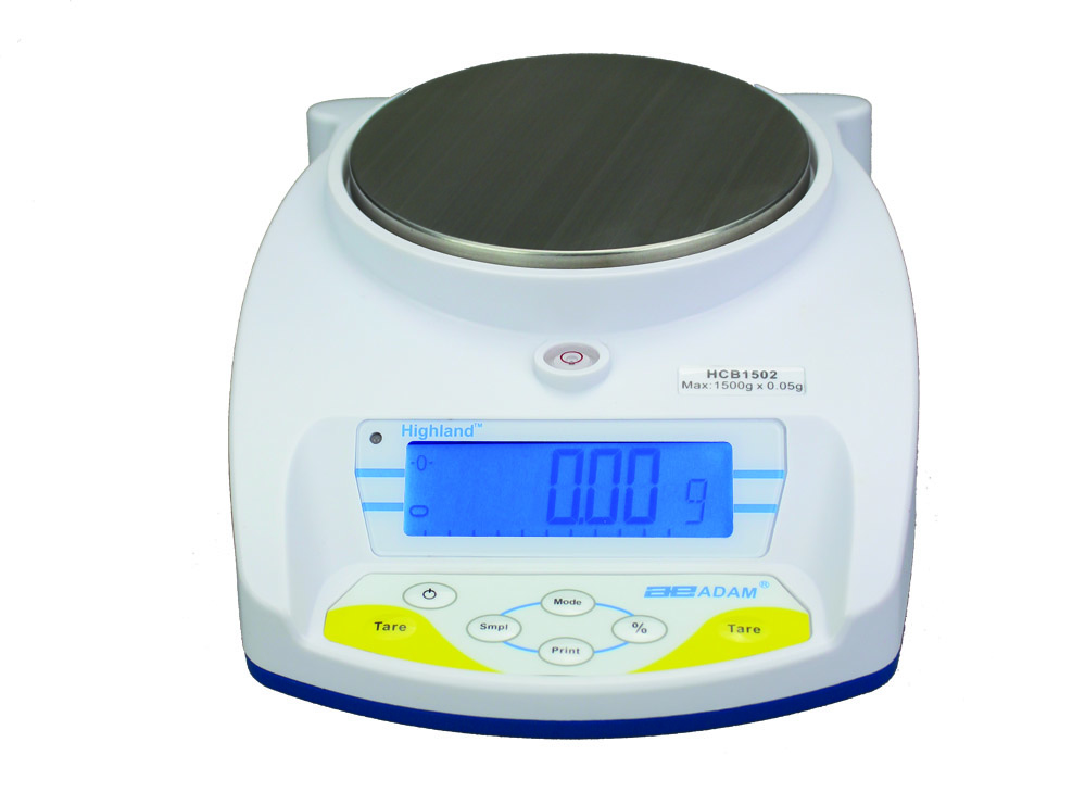 A - HCB 602 and HCB 1002 Portable Precision Balance