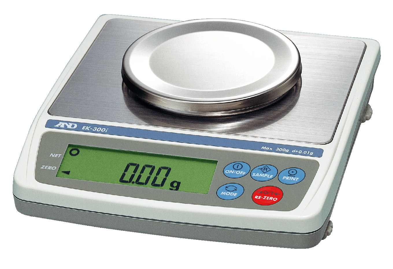 AN - EW 1500i-EC Approved Compact Balances