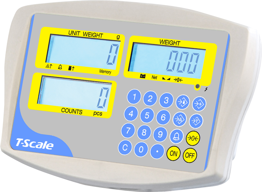 T - KC Weighing Counting Indicator