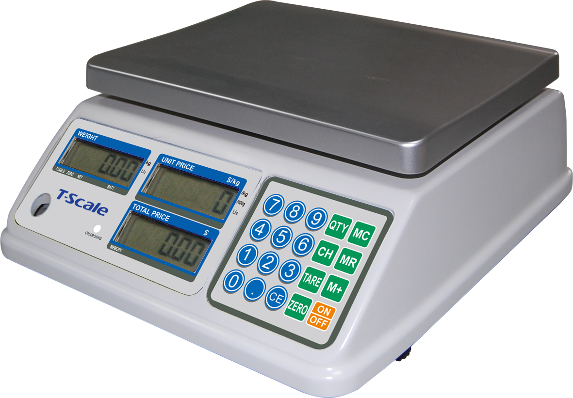 T - SP-6MR/15MR Waterproof EC Approved Price Computing Scale