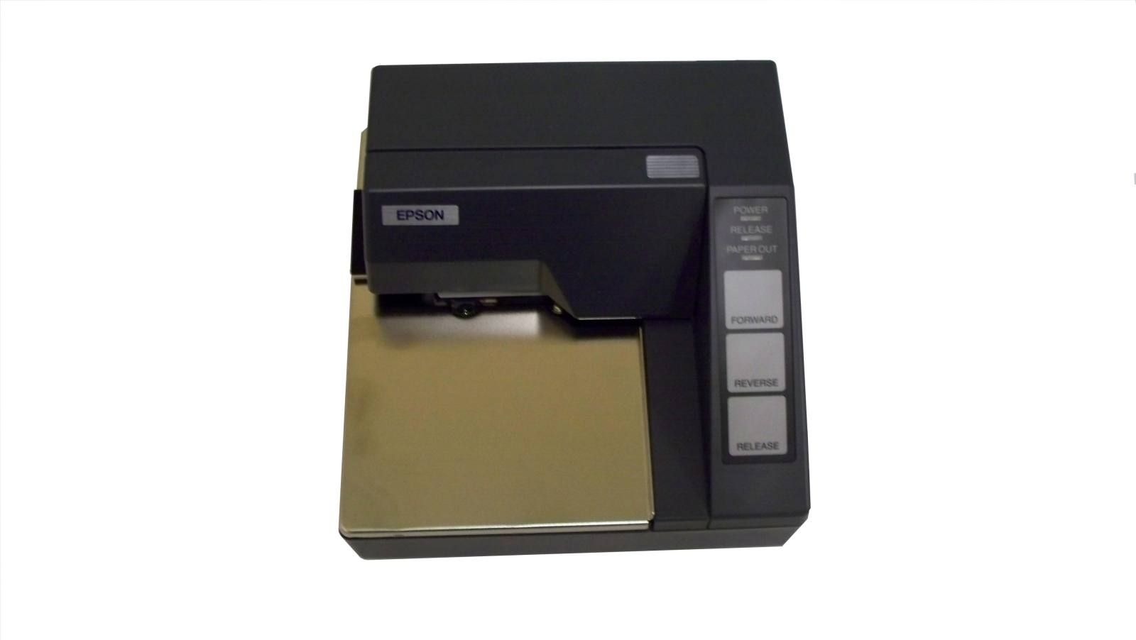 T - Epson TMU295 Ticket/Slip Weighbridge printer