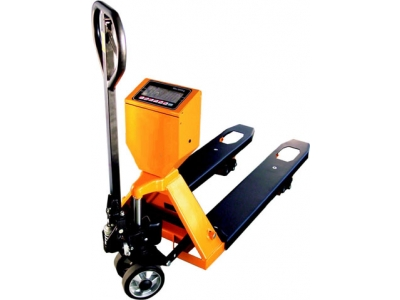 T - TPS -1/ TPS-2 Hand Pallet Truck Scale