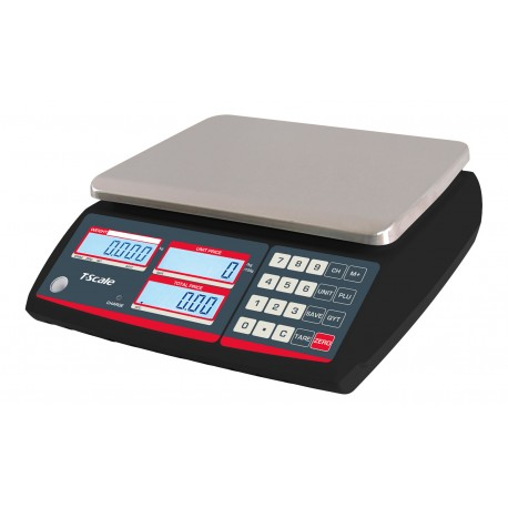 T - WTP-6K/15K - MR EC Approved price computing scale